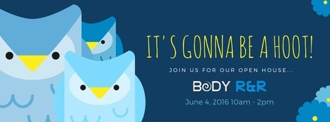 Wellness and Massage Center Body R & R Announces that it will be Holding an Open House and Wellness Fair on June 4th   Press Releases   Scoop.it