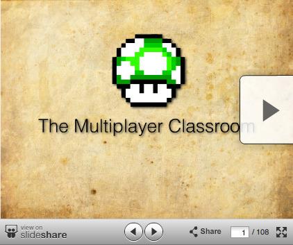 Gaming the EFL classroom by James York | Digital Play | Scoop.it