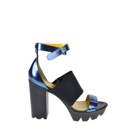 Leonardo Iachini Women's Shoes Collection SS2015 | Le Marche & Fashion | Scoop.it