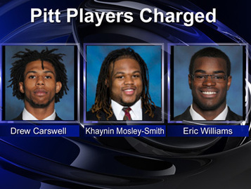 Pitt Football Players Detained In SWAT DrugBust - CBS Pittsburgh | sports | Scoop.it