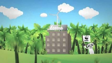 Influencia - Marketing Progress - Ecosia, l'alternative verte à Google ? | Marketing, communication and media trends in 2013 | Scoop.it