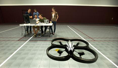 El helicóptero 'pilotado' por el cerebro | CienciaHoy | Scoop.it