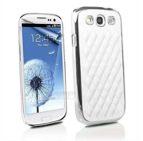 Samsung phone cases : Luxury Leather and Chrome Samsung Galaxy S3 case | Apple iPhone and iPad news | Scoop.it