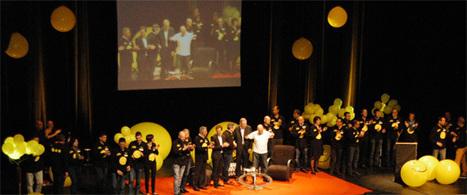 Un cocktail d'optimisme sans modération pour près de 1000 chefs d'entreprise ce jeudi à Bressuire - lepetiteconomiste.com portail de l'économie en Poitou-Charentes | Soyons confiants | Scoop.it