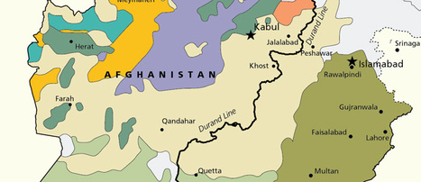 The Geography of Afghanistan | Geography Ed | Scoop.it