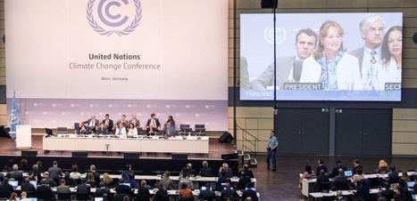 Les gaz à effet de serre vont augmenter d'un tiers d'ici 2040 | Territoires durables | Scoop.it