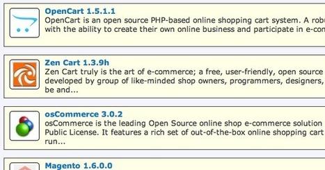 Les meilleurs CMS Open Source | Jguiss Webmaster | Allicansee | Scoop.it