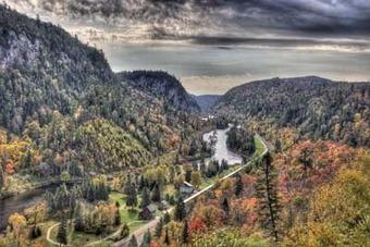 Canada, Ontario, Agawa Canyon | Canyoning | Scoop.it