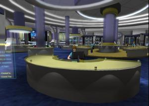 Virtual Worlds: Immersive Training, Collaboration and Meetings   The 21st Century   Scoop.it
