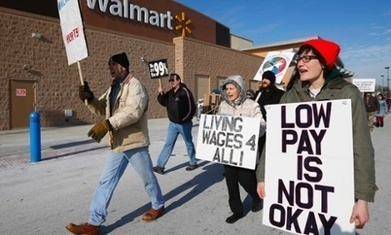 Poverty wages in the land of plenty | Global Politics - Poverty | Scoop.it