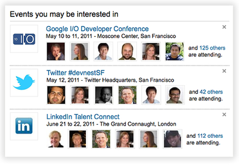 Networking just got more efficient with the new LinkedIn Events   All About LinkedIn   Scoop.it