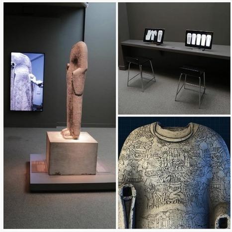 La Sackler Gallery (Smithsonian) présente une nouvelle installation interactive 3D autour du Bouddha Cosmique | Clic France | Scoop.it