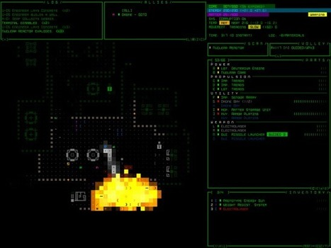 Devs discuss the past and future of the 'roguelike'   Computer Graphics & Rendering   Scoop.it