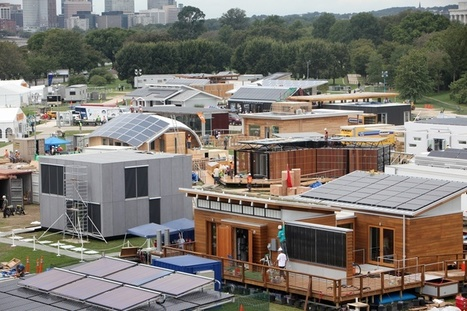 Solar Decathalon 2011: This Year's Biggest Ideas | sustainable architecture | Scoop.it