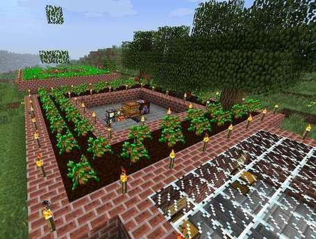 Forestry 1.4.5 Mod Automated Tree Farms Minecraft 1.4.5 | Informations-Minecraft | Scoop.it