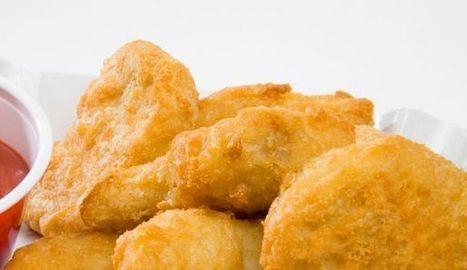 VIDEO. Comment sont vraiment fabriqués les nuggets de McDonald's | ça m'intéresse! | Scoop.it