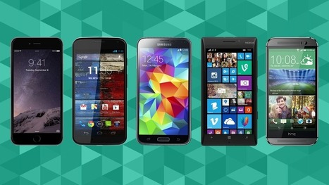 iPhone 6 and iPhone 6 Plus vs. the Competition | Family Technology | Scoop.it