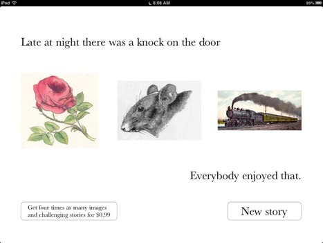 Tell a Tale on iPads | Digital Storytelling Tools, Apps and Ideas | Scoop.it