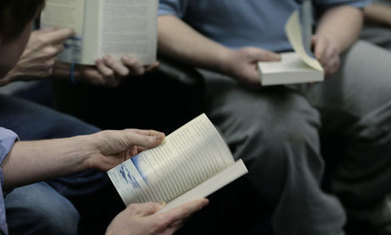 Why reading fiction with friends is therapeutic too | Read Read Read | Scoop.it