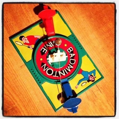 Inédit ! Un jeu de badminton chez Nintendo ! | Jouets enfant | Scoop.it