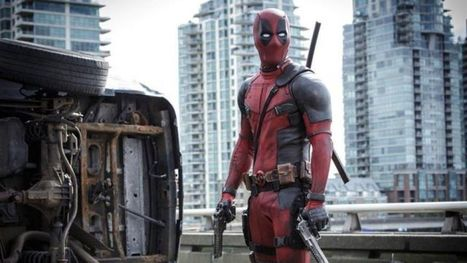 'Deadpool' shatters box office records with $135M opening | Film news for AS and A2 | Scoop.it