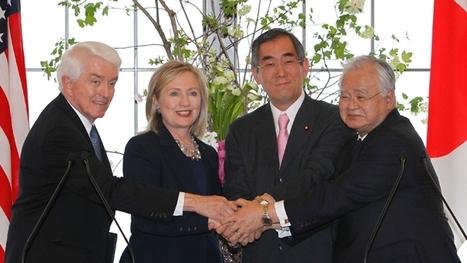 Le Japon est indispensable pour la marche du monde, affirme Hillary Clinton | euronews (+vidéo) | Japon : séisme, tsunami & conséquences | Scoop.it