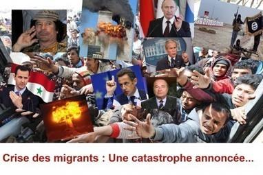 Crise des migrants : Une catastrophe annoncée faisant suite à l'irresponsabilité de W.Bush ? Pas que... | Les infos de SXMINFO.FR | Scoop.it