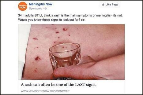 Facebook refuses to reverse Meningitis Now advert ban | Marketing and the Law | Scoop.it