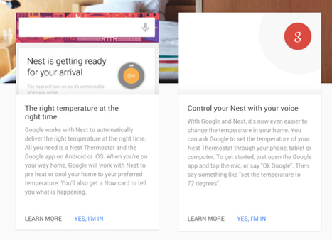 Google Now is about to receive an awesome new feature, but not everyone can ... - BGR | Learning on the Fly | Scoop.it