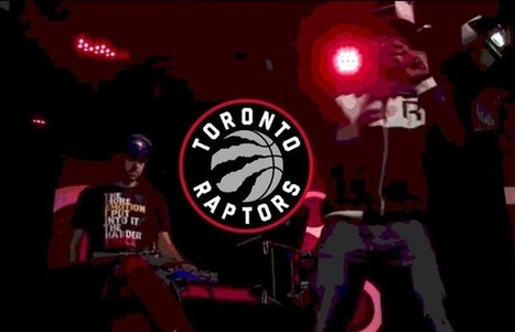 Trebas DJ & Music Arts Professor Plays Halftime at NBA Quarter Finals | Entertainment Industry | Scoop.it
