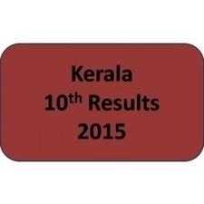 The Kerala SSLC 10th Result 2015, India, Exams - Results, Education - 397333   Free Classified Websites   Scoop.it