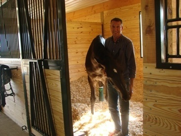 Bright Side Farm: Matt Lauer and Family Jump into Equestrian Market | Fran Jurga: Equestrian Sport News | Scoop.it