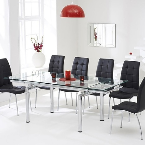 Have You Ever Considered These Four Types Of Dining Tables For Your Home?<br/>&nbsp; | Shopping Corner | Scoop.it