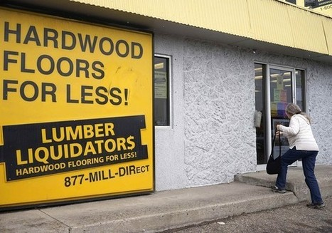 Lumber Liquidators steps up campaign to restore trust — but is it too late? | Nerd Vittles Daily Dump | Scoop.it