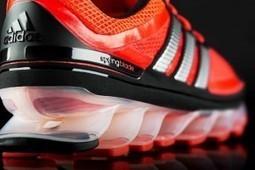 adidas lance la Springblade, sa nouvelle chaussure de running | Mode | Scoop.it