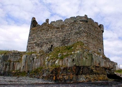 The Archaeology News Network: Secret passages discovered at Scottish Castle | Leader of Pedagogy | Scoop.it