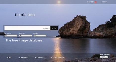 Un recurso de fotografías libres | TIC, TAC, TEP | Scoop.it
