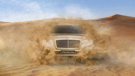 Bentley SUV có thể đạt tốc độ 320km/h | Tin tức ô tô xe máy | Scoop.it