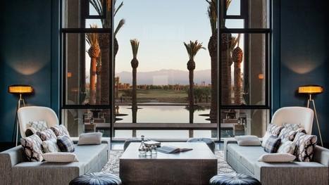 À Marrakech, un hôtel sous influence mauricienne - Le Figaro | HOTEL RELAIS SAINT-JACQUES | Scoop.it