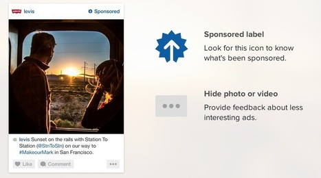 Instagram Advertising: engagement alle stelle - SocialDaily Italia | Social Daily | Scoop.it