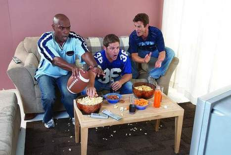 Defeated diet: When team loses, fans reach for junk food | Emotional Intelligence | Scoop.it