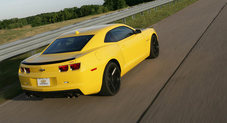 Chevy Camaro to get 505hp LS7 for 2014? - LeftLane News   Concept Cars, and new arrivals   Scoop.it