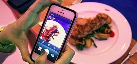 Manger, comment les objets connectés influent nos repas ? | RESTOPARTNER : des restaurants  de qualités à Paris - France | Scoop.it