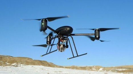 Man Uses Drone To Monitor Police | Criminal Justice in America | Scoop.it