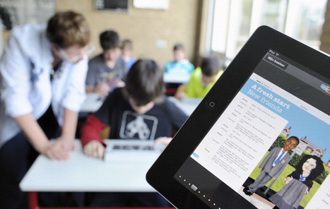 LAUSD Halts Home iPad Use After Students Hack SecurityLocks - CBS Los Angeles   Business Transformation   Scoop.it