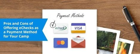 Give Parents More Payment Options with eChecks! | Summer Camp | Scoop.it