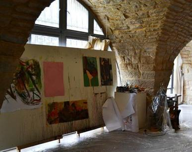 Syria's artists find creative refuge in Lebanon | Social Art Practices | Scoop.it