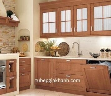 Chọn tủ bếp gỗ hợp với khí hậu Việt Nam | Phong thủy tủ bếp gia đình | Scoop.it