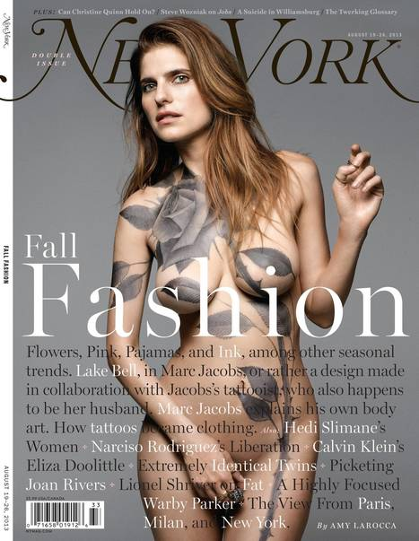 Lake Bell naked on the cover of New York   Famous Naked Celebrities   Cenesi Dusuk Dilsiz   Scoop.it