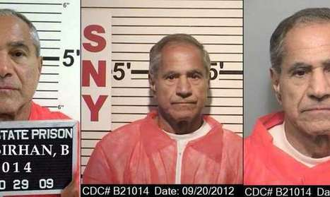 Panel denies parole to Sirhan, assassin of Robert F. Kennedy | Archaeology, Culture, Religion and Spirituality | Scoop.it